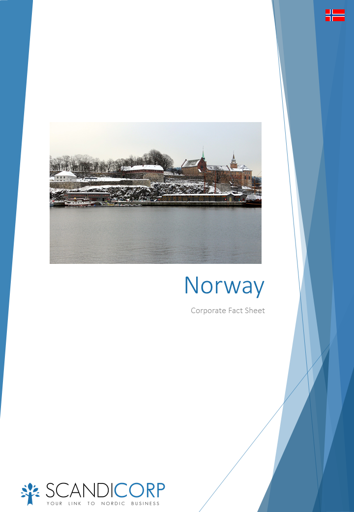 Norway Corporate fact Sheet